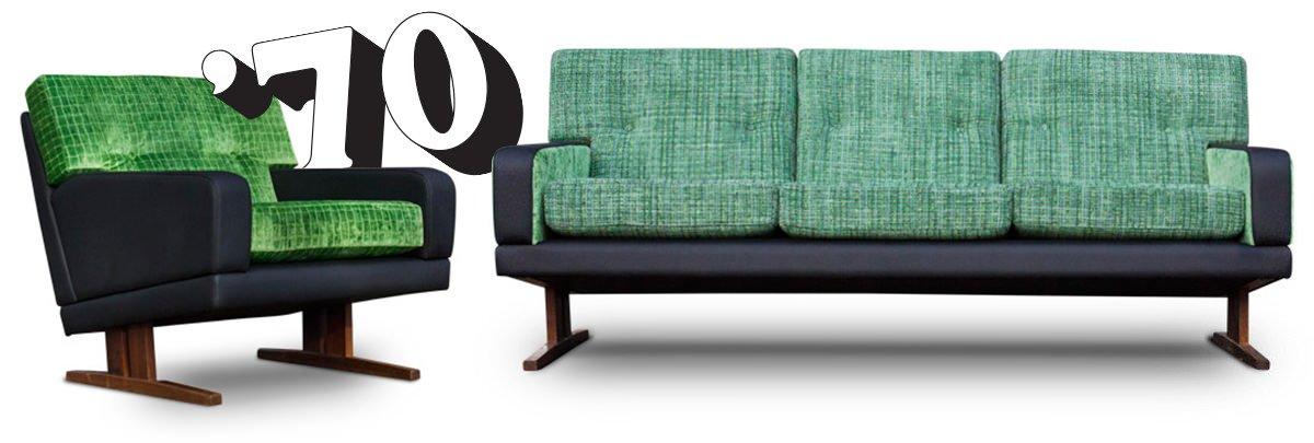 De dyker collectie dutch seating company - Vintage bank thuis van de wereld ...
