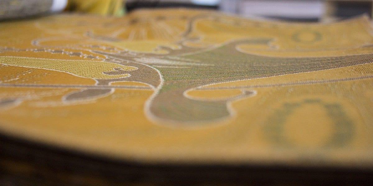 de klassieke art deco stoffen van backhausen zijn perfect voor de art deco collectie-Rooker#backhausen#art deco#rooker#maatwerk#madeinholland#klassieke stoffen#textiles