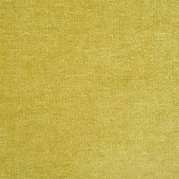 Velours van Designers Guild, Zaragoza acacia in een gele kleur