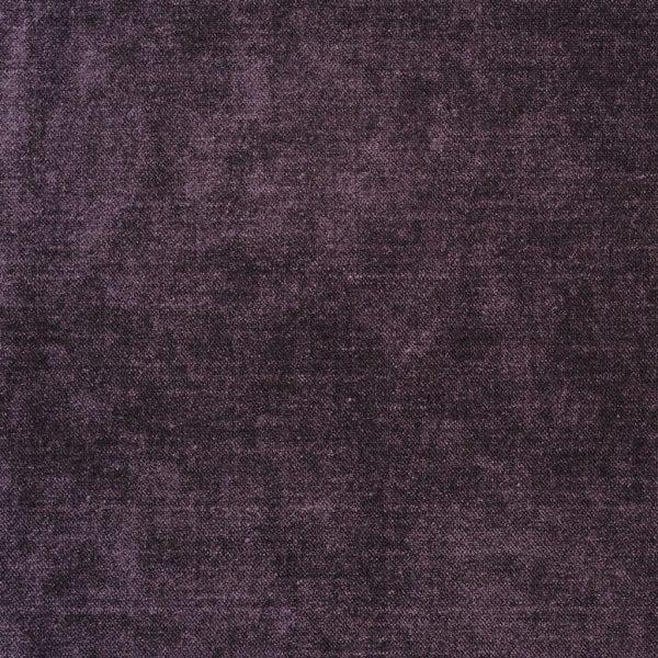 Velours van Designers Guild, Zaragoza plum in een paarse kleur
