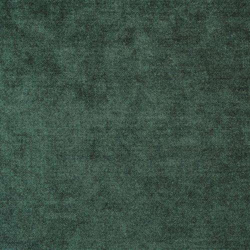Velours van Designers Guild, Zaragoza viridian in een groen-blauwe kleur