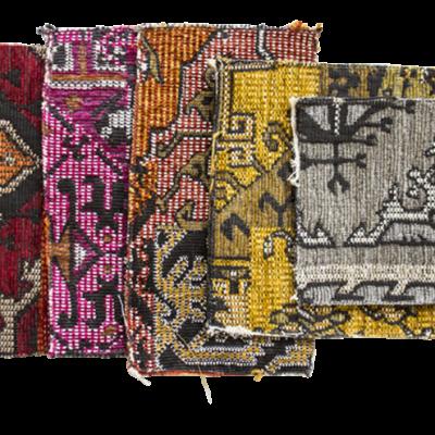de meest kleurrijke stoffencollectie van dutch seating company is deze oosterse stof setenta#kleurrijke stof#setenta#oosters achtig#dutch seating company#maatwerk#made in holland