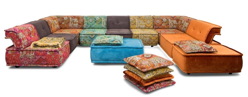 de casablanca zitcombinatie bank stel je helemaal zelf samen#zitcombinatie#bank#hoekbank#elementen bank#bank elementen#dutch seating company