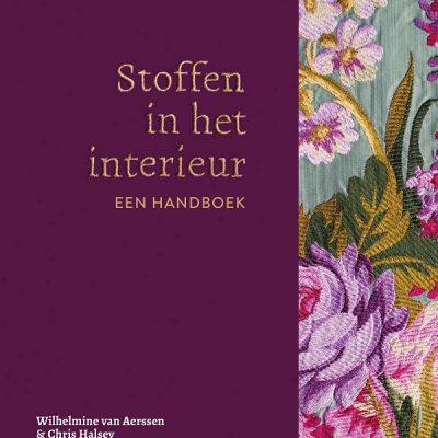 een prachtig boek over stoffen in het interieur van wilhelmina van aerssen#wva#designers guild#stoffen in het interieur#handboek over stoffen