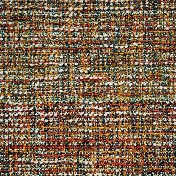 Tweed-achtige Jaquard geweven meubelstof met veel kleuren Berba 2101