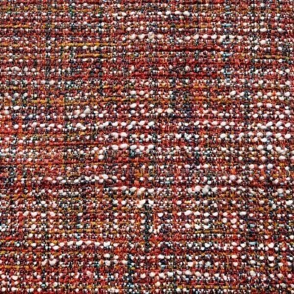 Tweed-achtige Jaquard geweven meubelstof met veel kleuren Berba 5103
