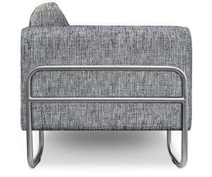 de comfortabele chroombuis stoel van dutch seating copmpany#chroombuis stoel #comfortabele stoel #dutch seating company