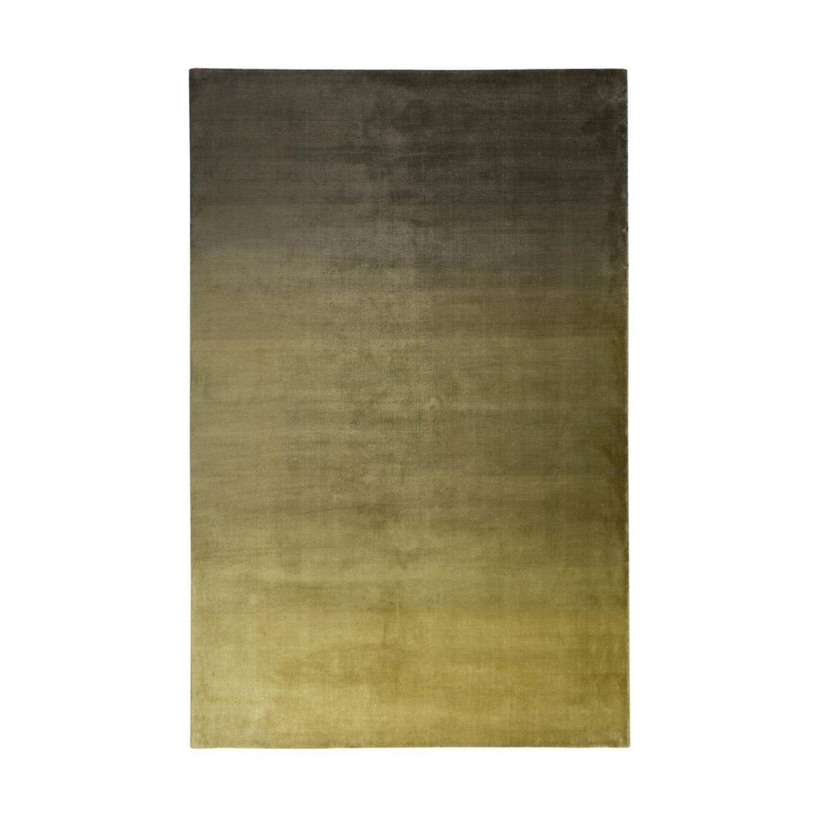 Vloerkleed met groene kleurovergang, Eberson moss van Designers Guild