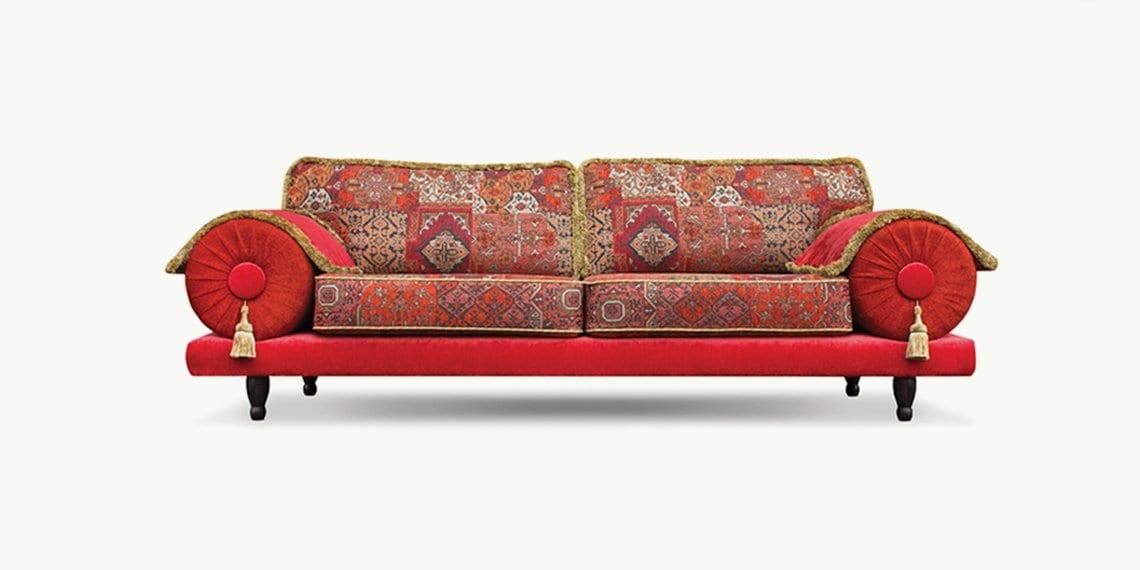 De kleurrijke Casablanca collectie van Dutch Seating Company