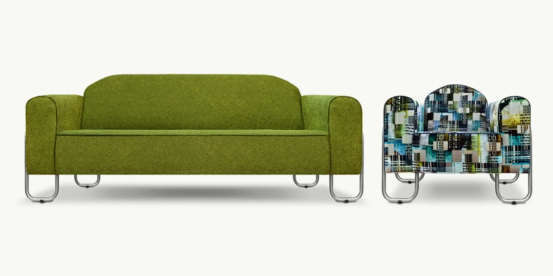 De New Vintage Dyker collectie van Dutch Seating Company