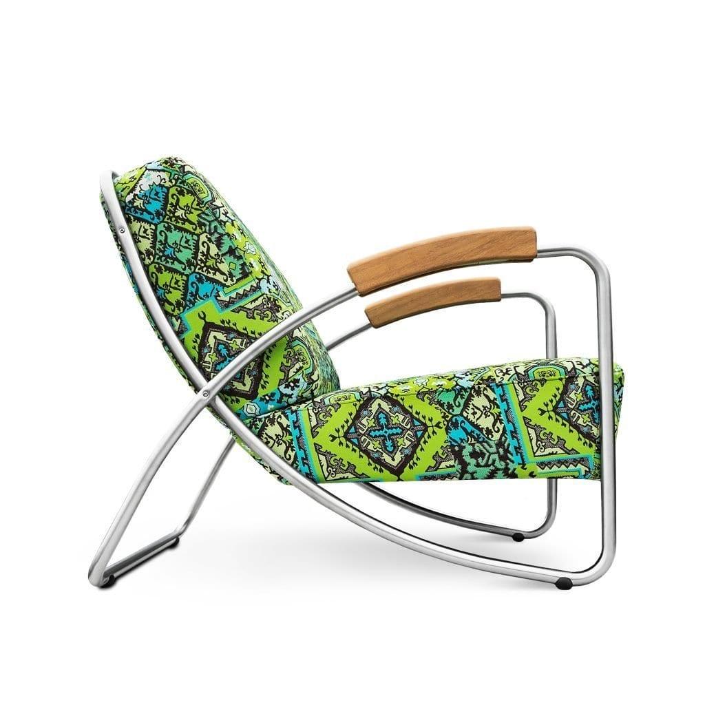 De luie Dyker 20 in de Casablanca outdoor stof van Dutch Seating Company