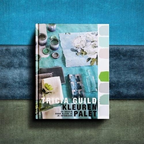 Kleuren palet Designers Guild