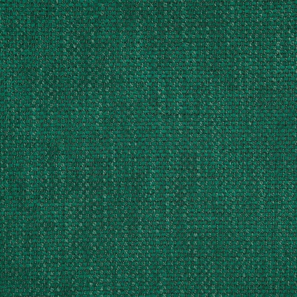 Stevige easy clean stof Birkett viridian van Designers Guild