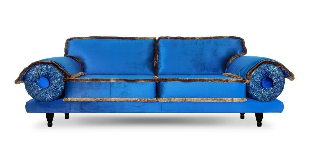 Casablanca Blue Chique Dutch Seating Company