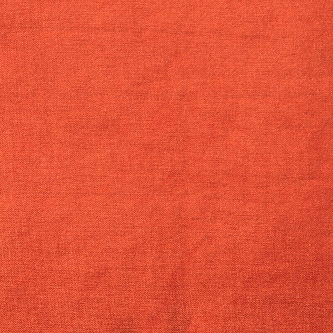 De fel oranje meubelstof Diamand Sympony