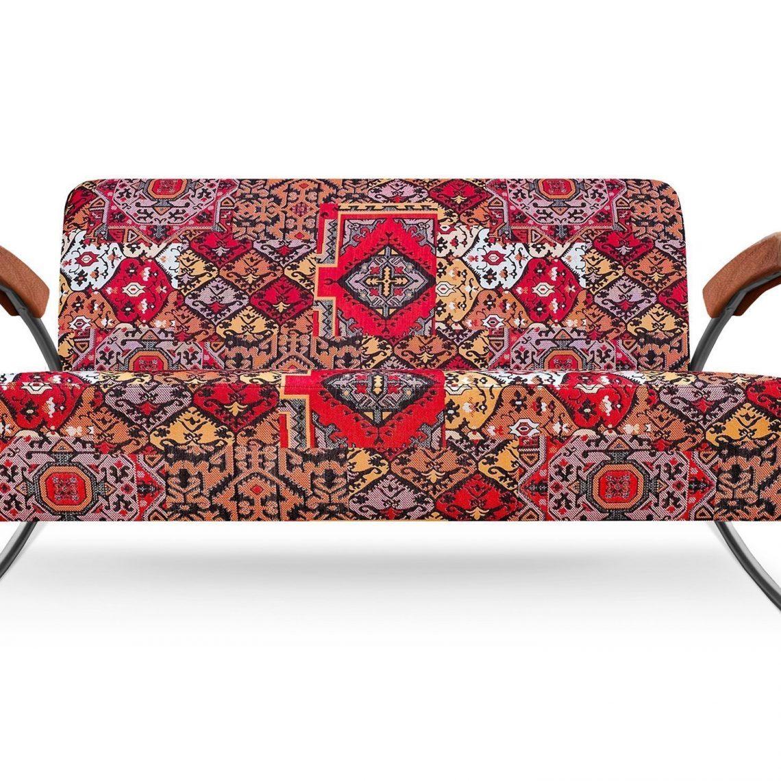 De comfortabele buitenbank Dyker 20 outdoor van Dutch Seating Company