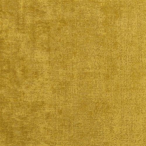 De veelzijdige meubelstof Ampara dandelion in het okergeel