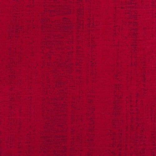 De veelzijdige meubelstof Ampara rosso in het rood/roze