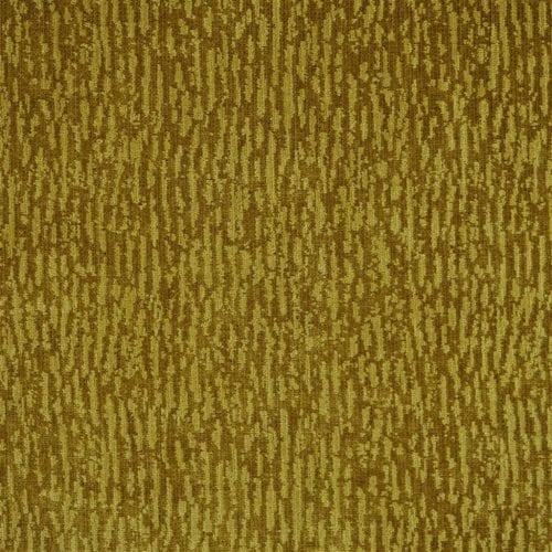 Bourlet ochre is een verfijnde, fluwelen stof van Designers Guild