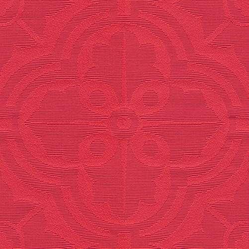 de rode stof carmina van de casablanca bank mauresk