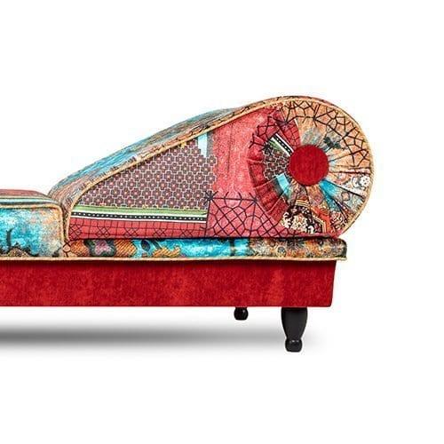 de comfortabele chaise longue casablanca