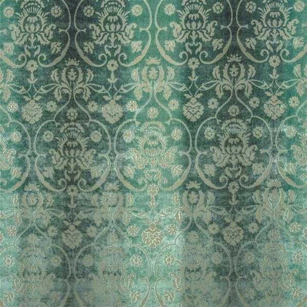 de polonaise celadon stof van designers guild