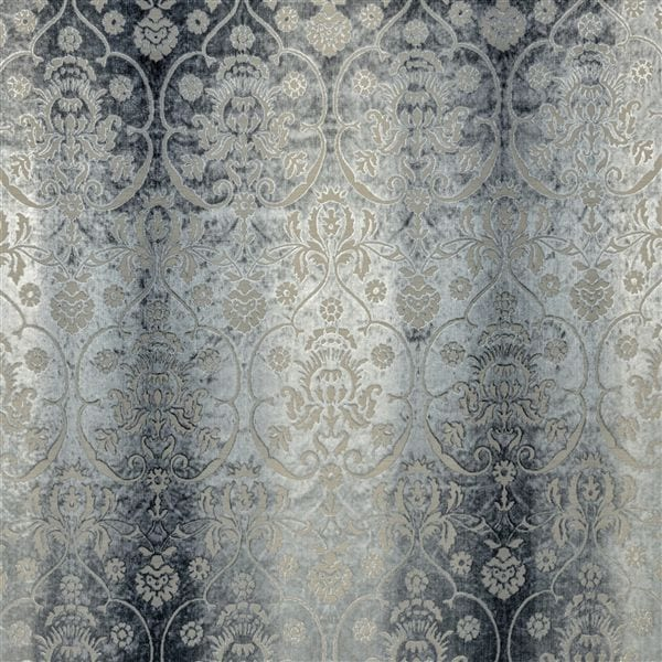 de polonaise platinum is een jacquard geweven stof van designers guild