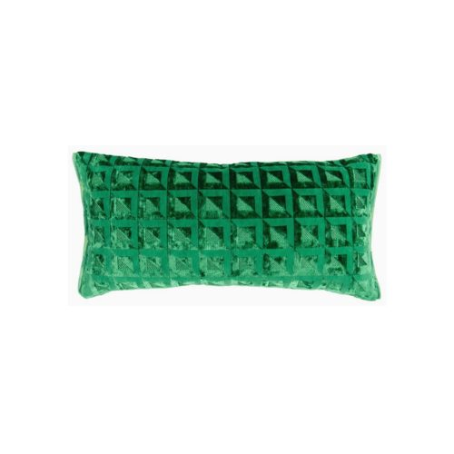 een dennen groen sierkussen monserrate van designers guild