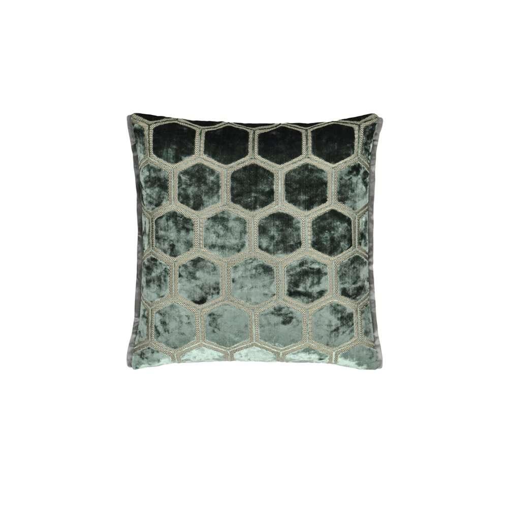 manipur jade sierkussen van designers guild