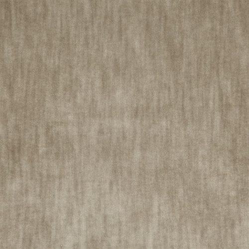 Een fluwelen easy clean stof van Designers Guild, de opera driftwood