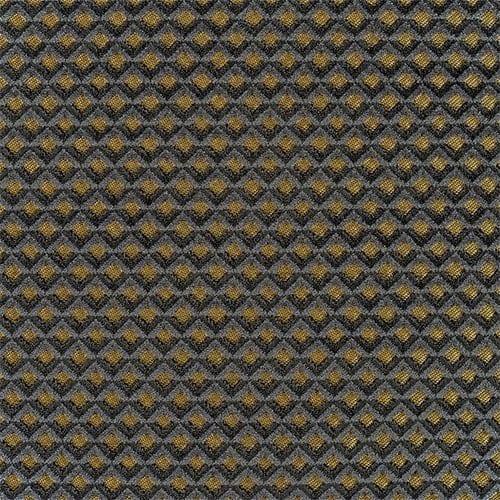 Portland graphite is een ruitjesstof die erg slijtvast is van Designers Guild