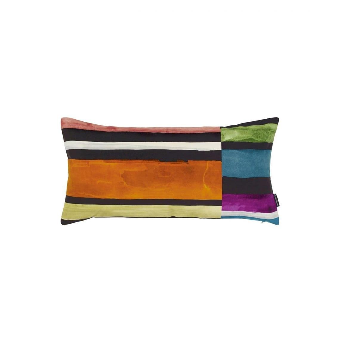 Bijzonder kleurrijk kussentje van Christian Lacroix