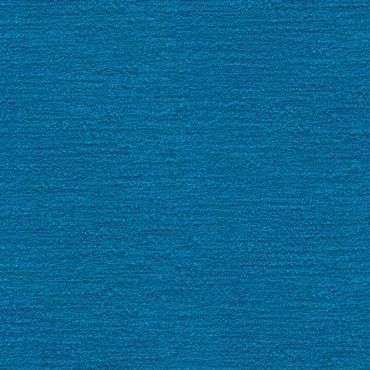 een blauwe wollen stof van backhausen