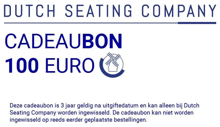 cadeaubon van dutch seating company