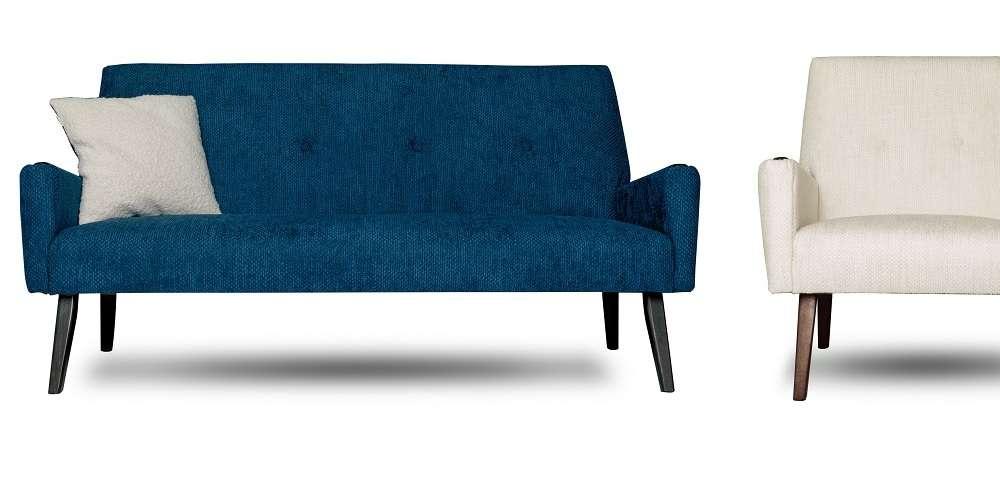 dyker 65 bank en stoel in de stijl van scandinavische meubels