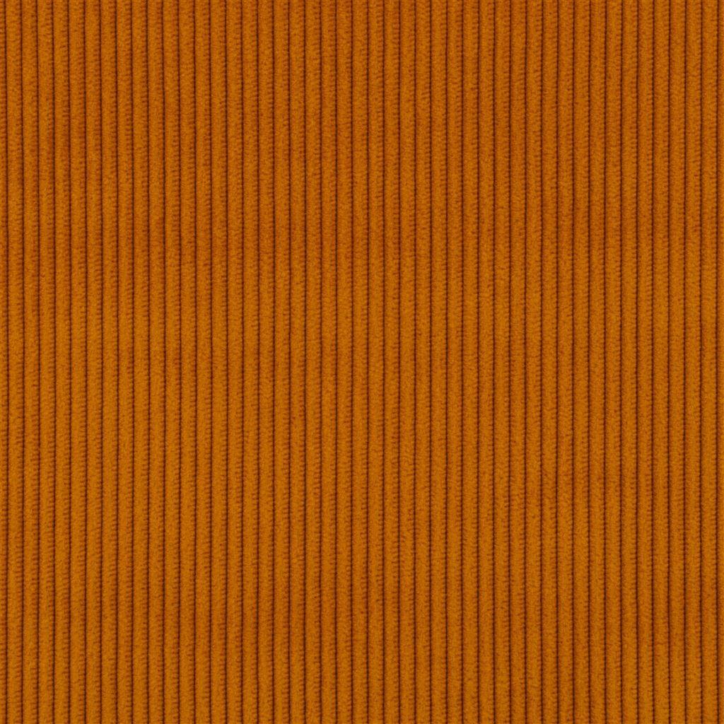 De ongelofelijk slijtvaste stof Corda in de kleur sienna