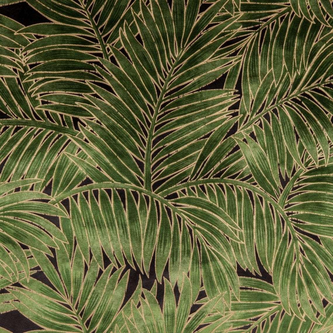palmbladeren stof