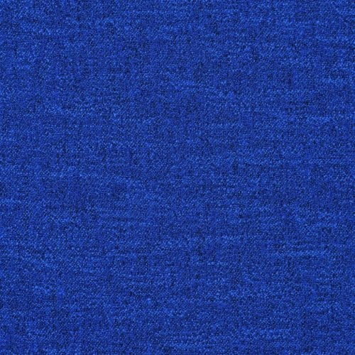 De prachtige veelzijdige stof Eriska in de kleur cobalt