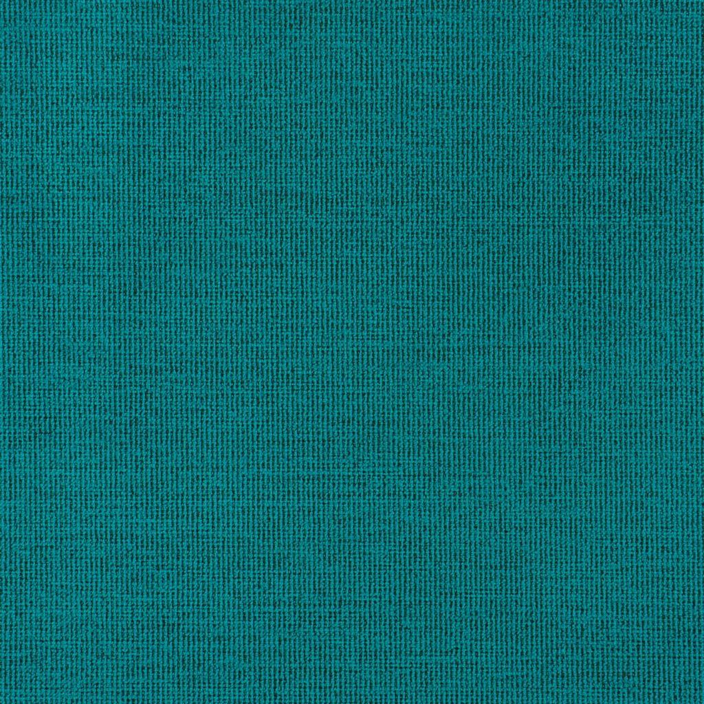 Een prachtige velvet easy clean stof van Designers Guild, Tarazona turquoise