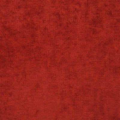 dieprode velours van designers guild, Zaragoza ruby